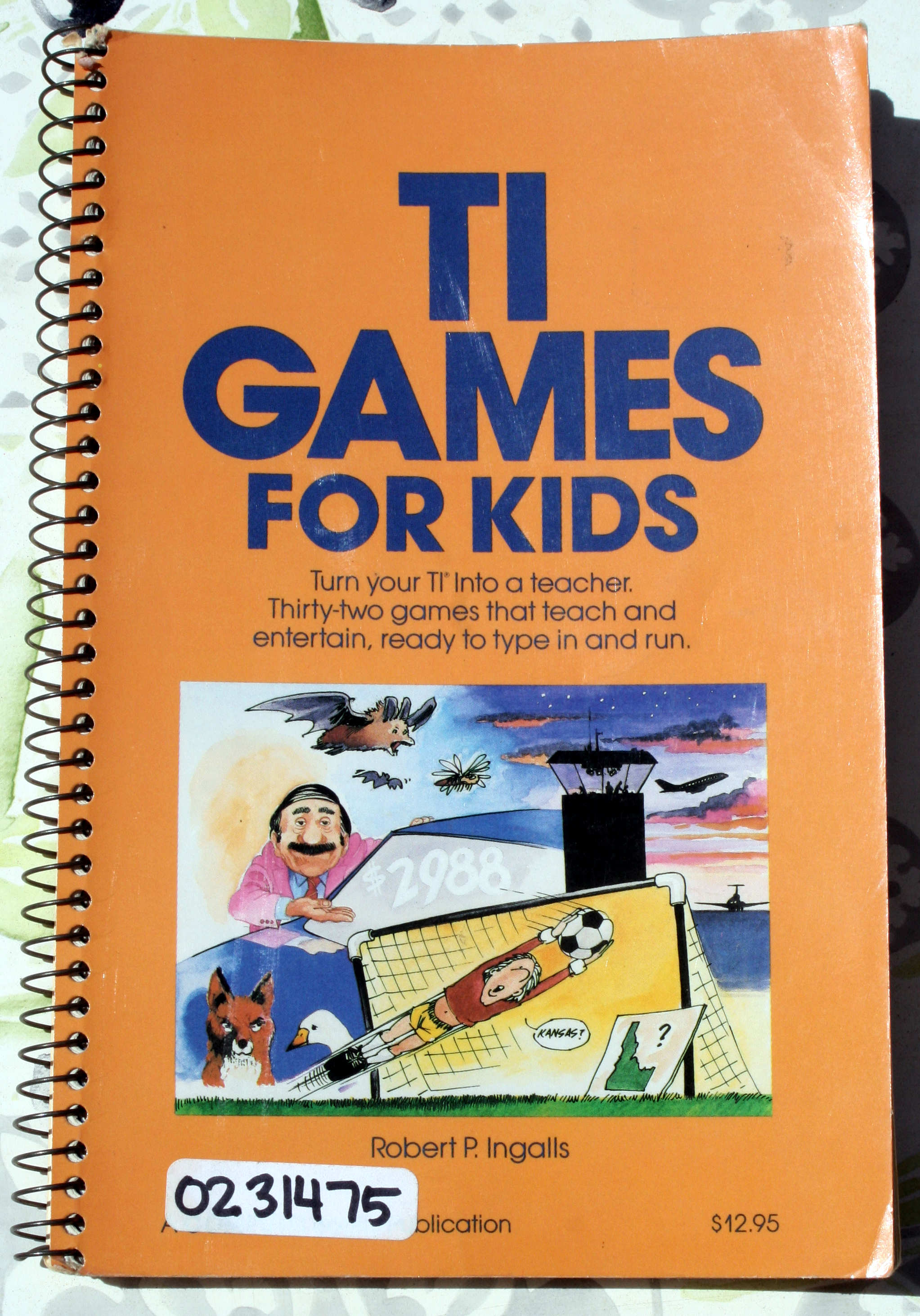 TI Games For Kids