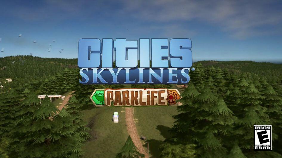 Cities: Skylines - Parklife image 1