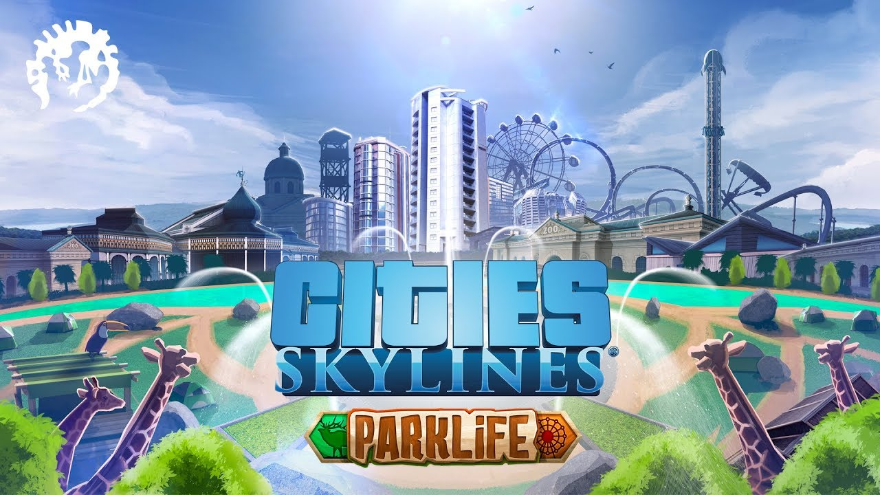 Poster for Cities: Skylines - Parklife