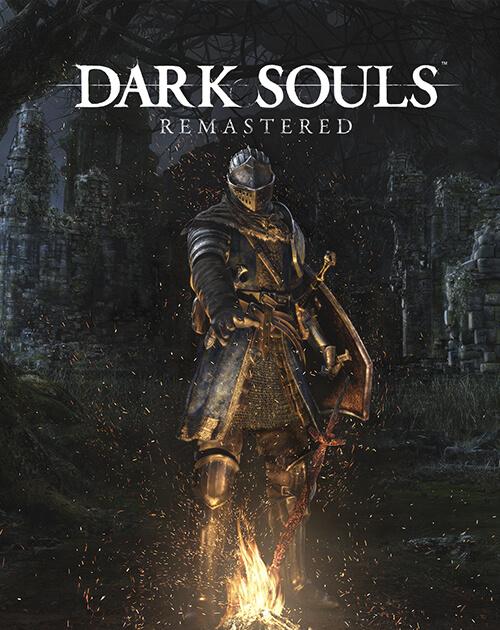 Poster for Dark Souls Remastered