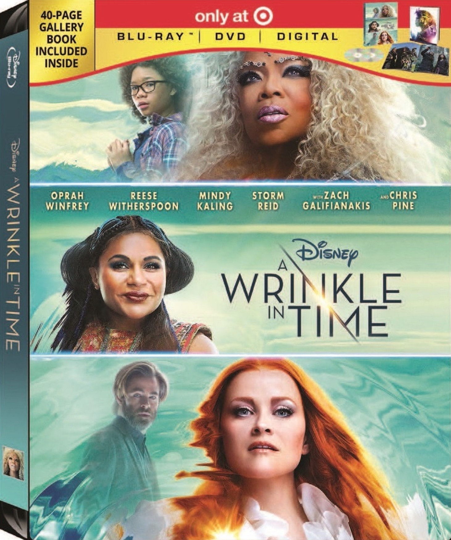 A Wrinkle in Time (2018) poster image
