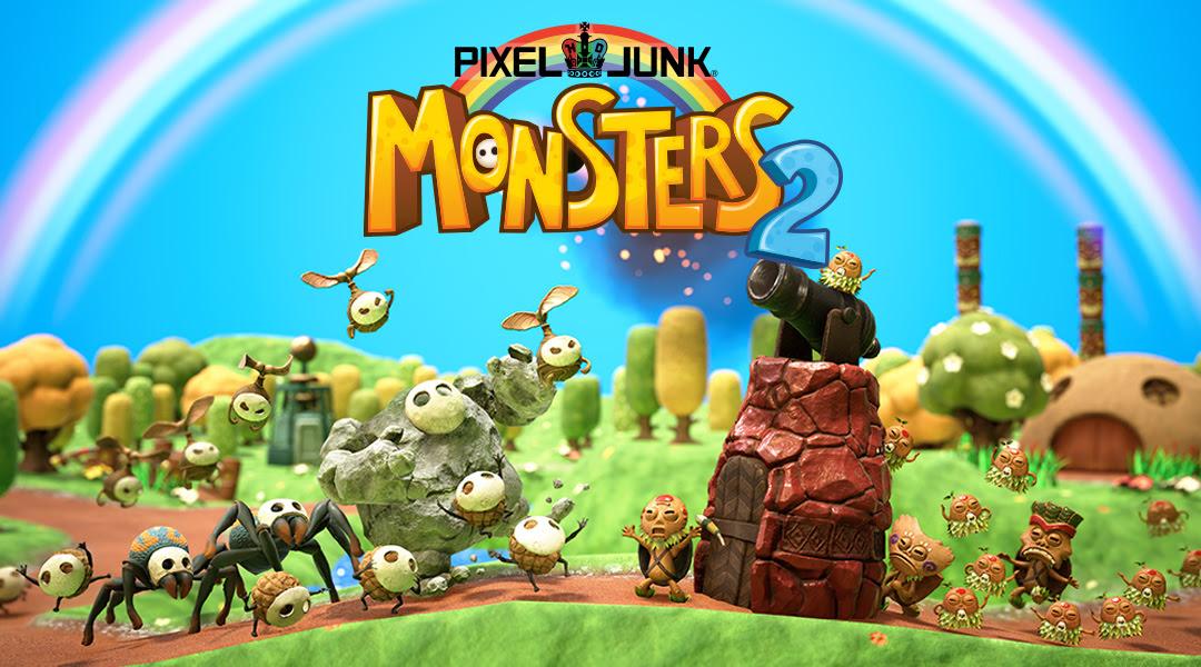PixelJunk Monsters 2 image 1