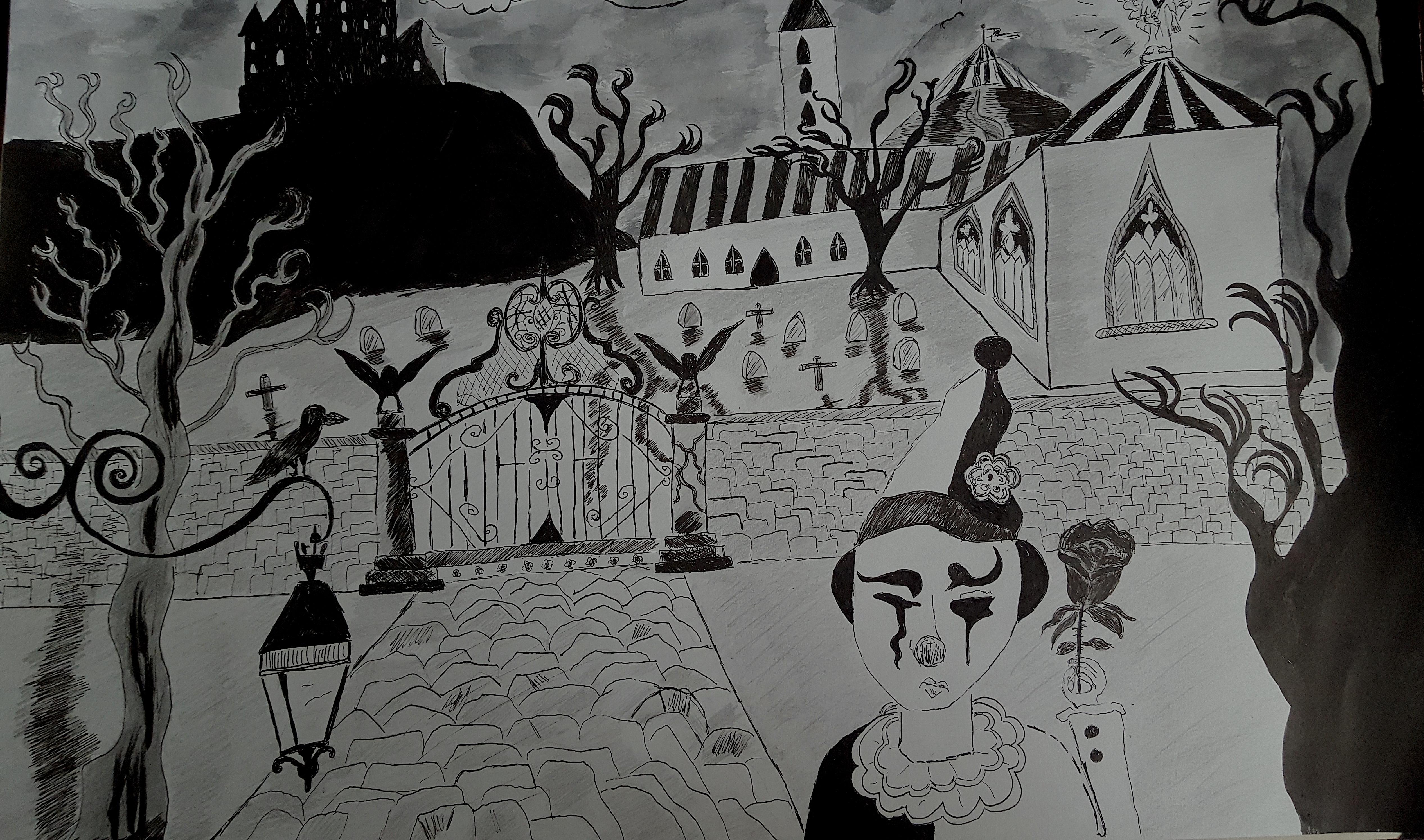 L'Allée de la Mélancolie