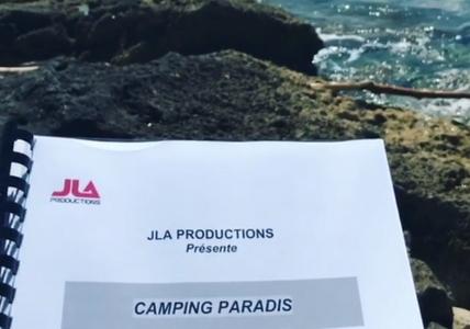 Eléonore Sarrazin dans Camping Paradis (2018) sur TF1 180531081530746044