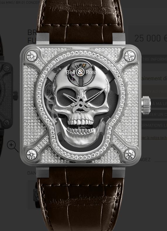 BR 03-92 Transparent Skull 180531084450673171