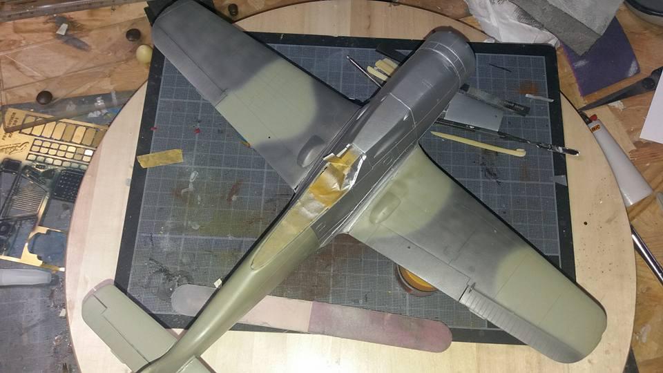 FW 190 C V 18  - 1/32 hasegawa + planet model 180601081237853753