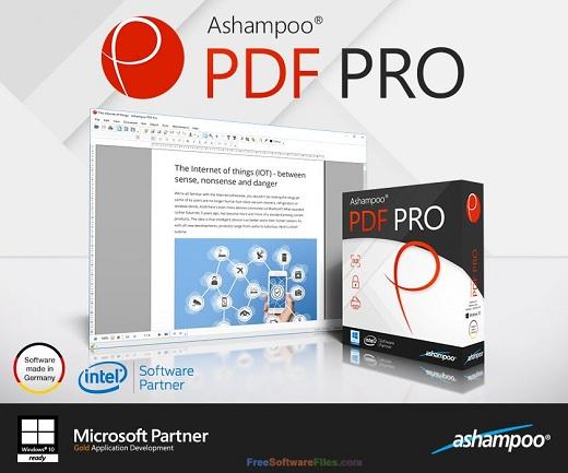 180601112727857208 - Ashampoo PDF Pro v1.1.0 DC 08.06.2018 Multilingual