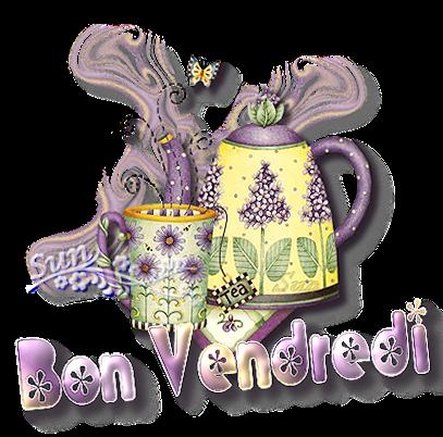 BON VENDREDI....excellente fin de semaine à tous.... 180601121527704587