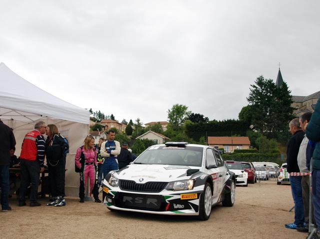Rallye cote roannaise 2018