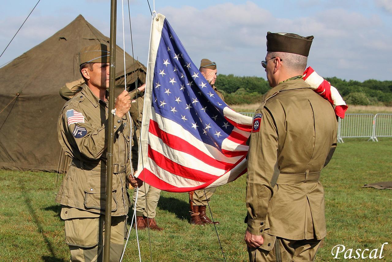 Commémorations 2018 du D-Day en Normandie.   180604110812517049
