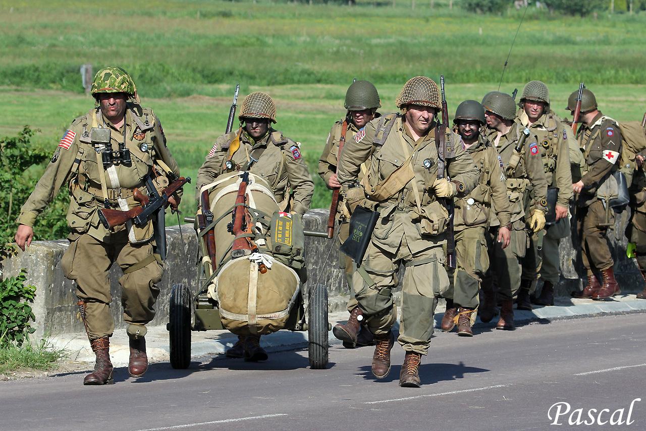 Commémorations 2018 du D-Day en Normandie.   180604111243746896