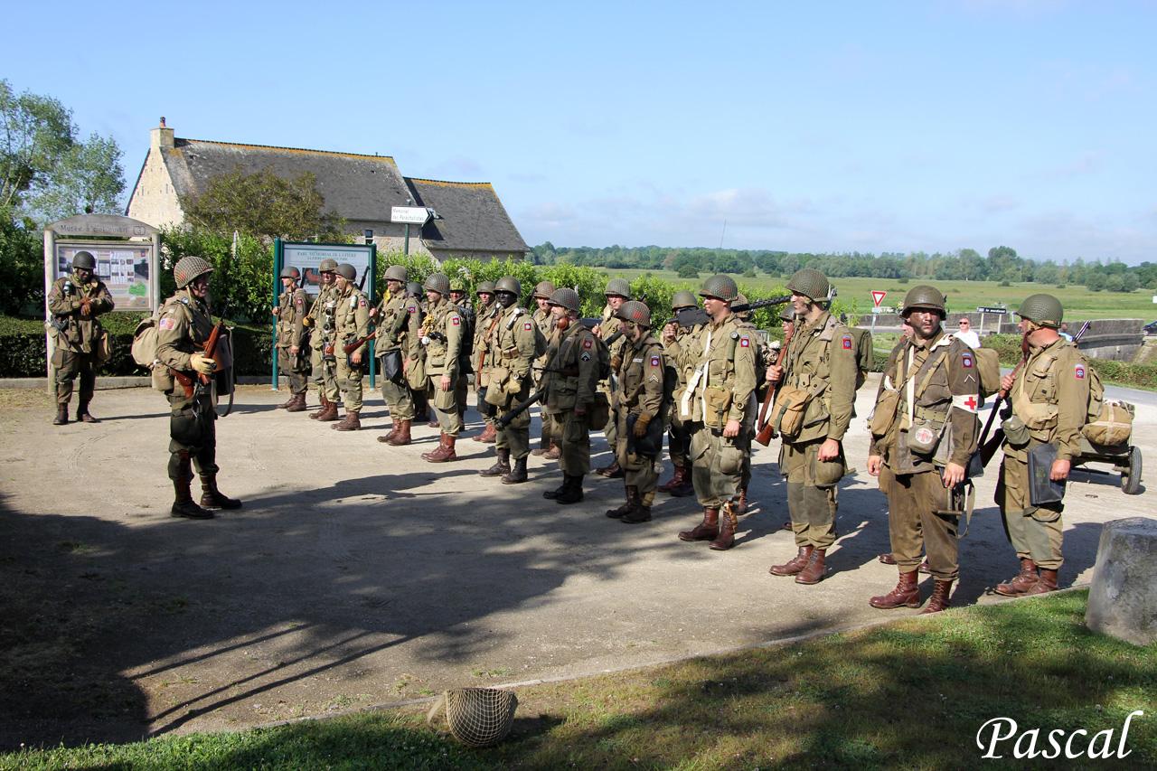 Commémorations 2018 du D-Day en Normandie.   180604111411901271