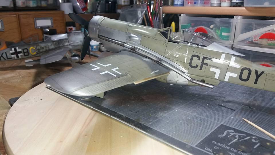 FW 190 C V 18  - 1/32 hasegawa + planet model 180604125249420750