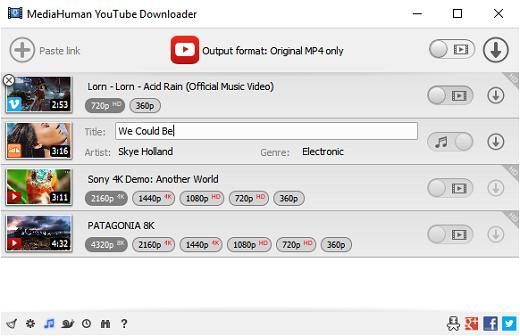 mediahuman youtube downloader serial key