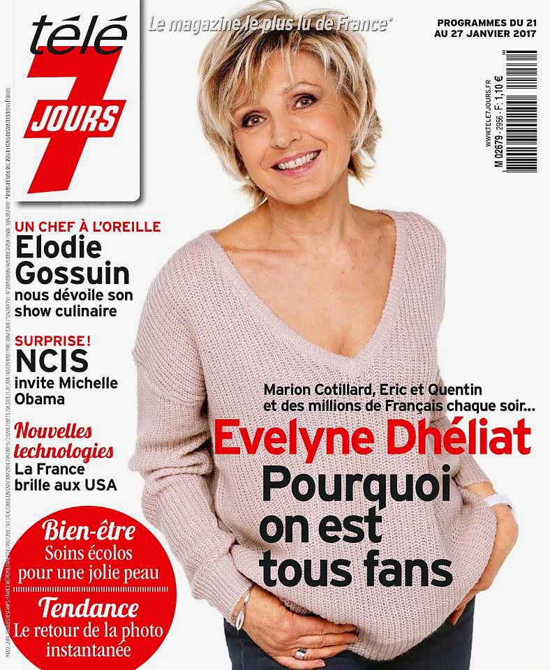Evelyne Dhéliat - Page 14 180605115257265985