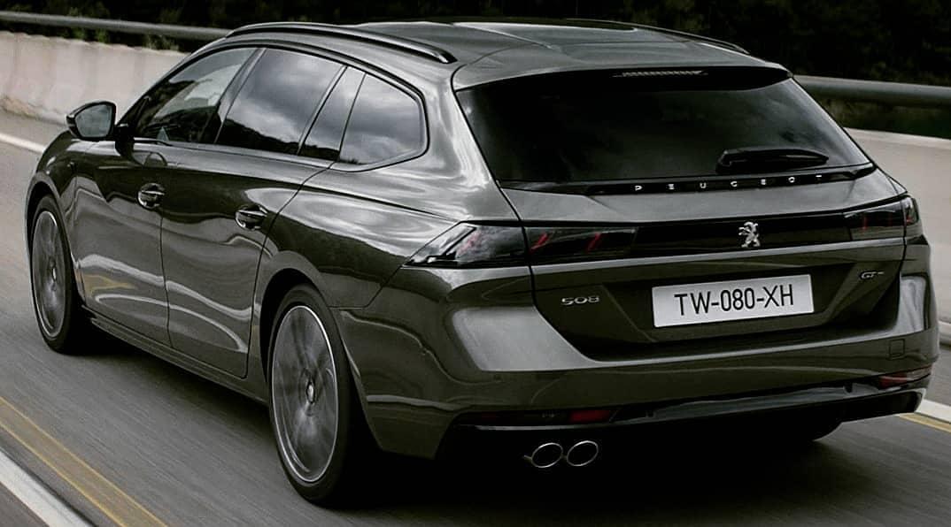 2018 - [Peugeot] 508 II SW - Page 8 180607064530879110