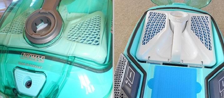 Un aspirateur qui lave, qui sèche et aspire ! Test de l'Aqua+ Multiclean x10 Thomas