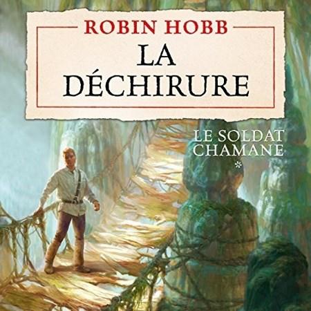Robin Hobb - Série Le soldat chamane (1 Tome)