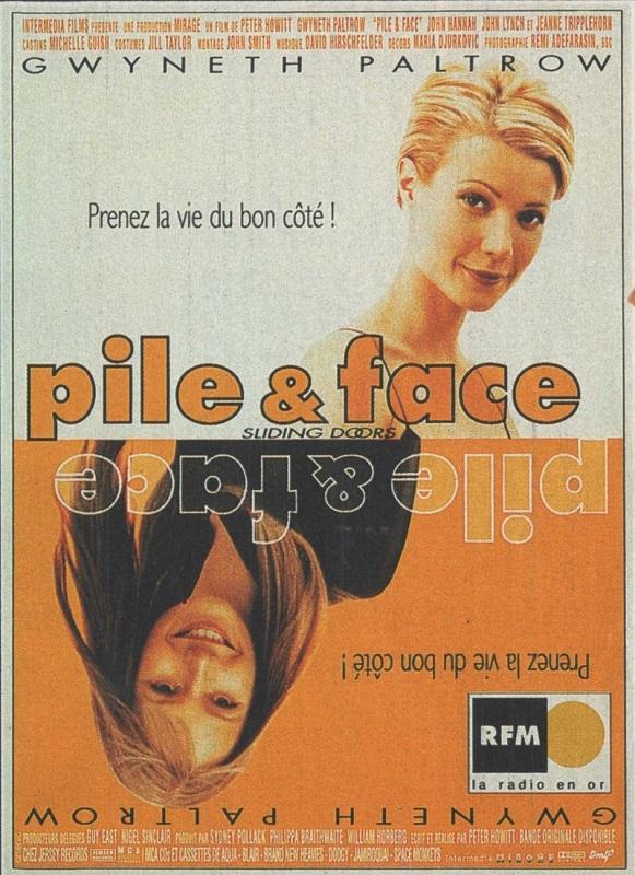 Pile Et Face 1998 MULTI DVDRip AAC x264 NoTag (Sliding doors)