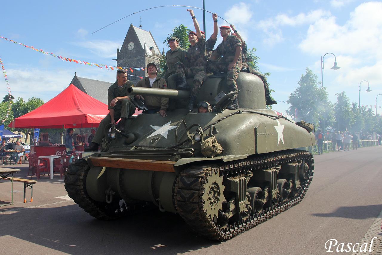 Commémorations 2018 du D-Day en Normandie.   - Page 3 180607111947249579