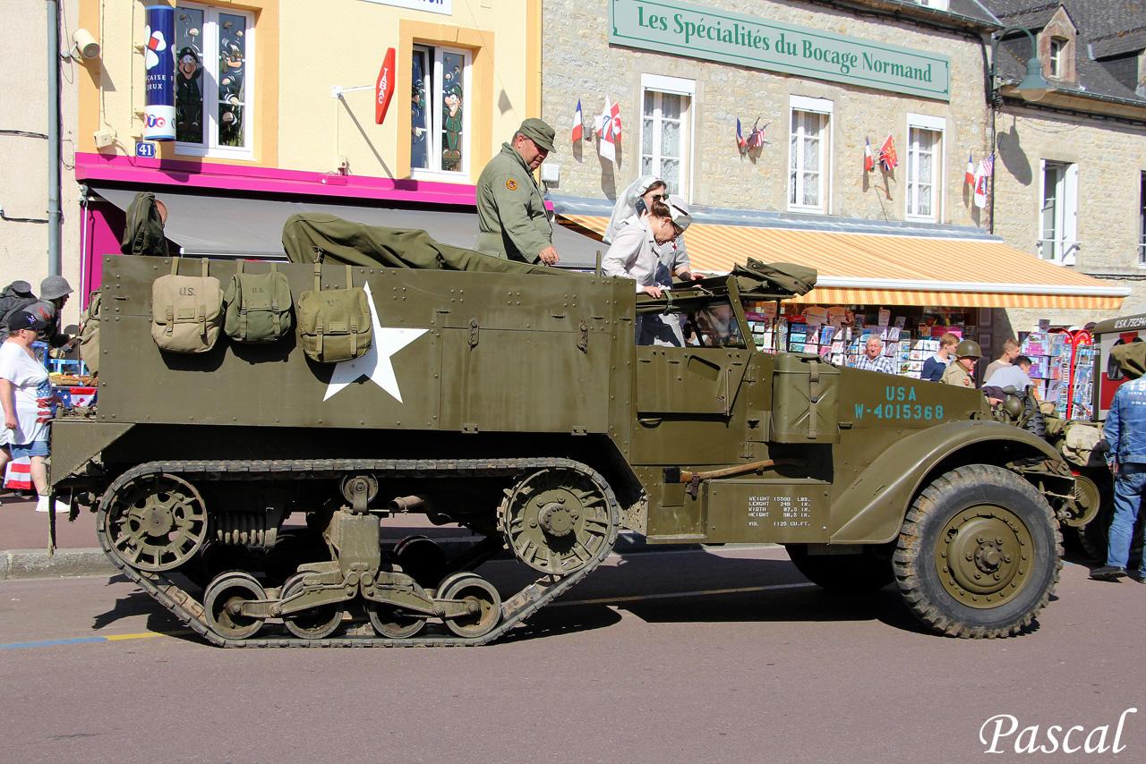 Commémorations 2018 du D-Day en Normandie.   - Page 3 180607112151138285