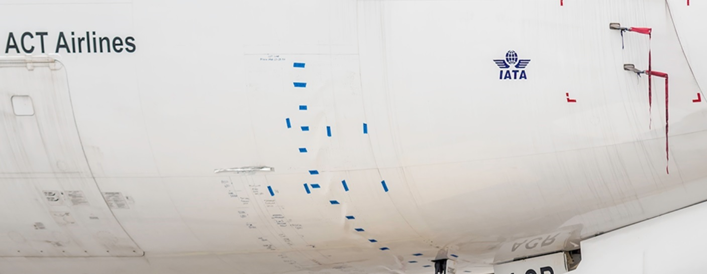 747 maastricht damage assessment