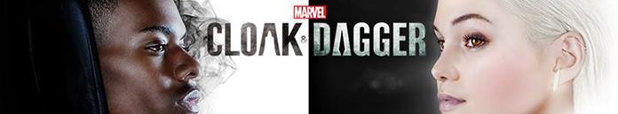 Poster for Marvels Cloak & Dagger