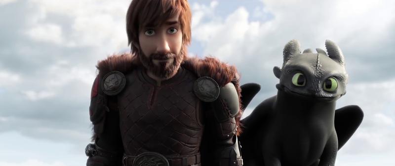 Dragons 3 : Le Monde Caché [DreamWorks - 2019] - Page 5 180609121231499577