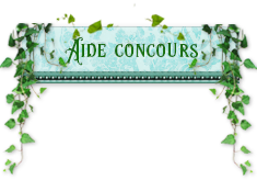 Aide concours