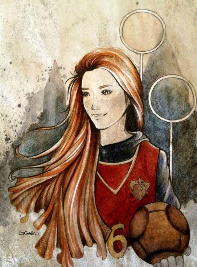 Ginny Chaser par LaGelian