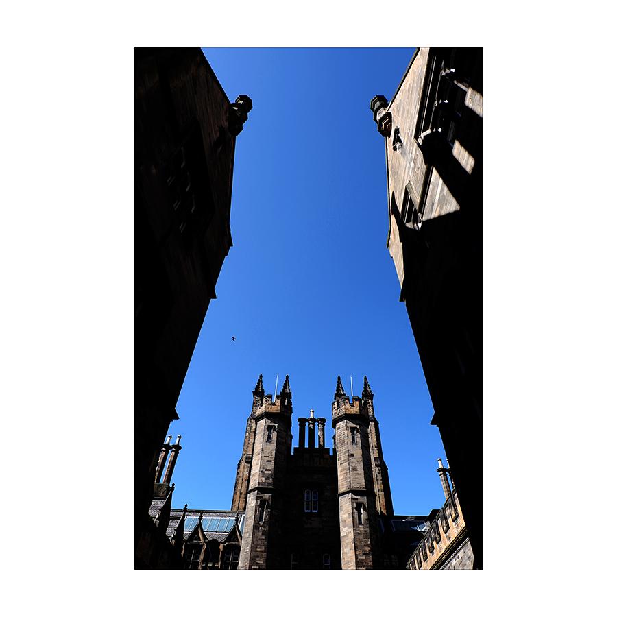 Scottish tour (10) - New College 180614051832354016