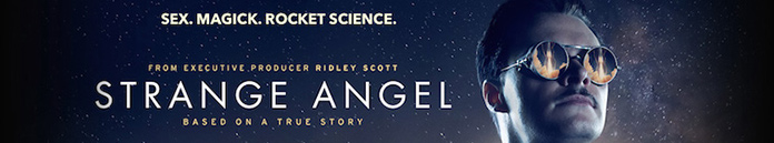 Poster for Strange Angel