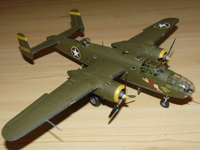 B 25 Mitchell d