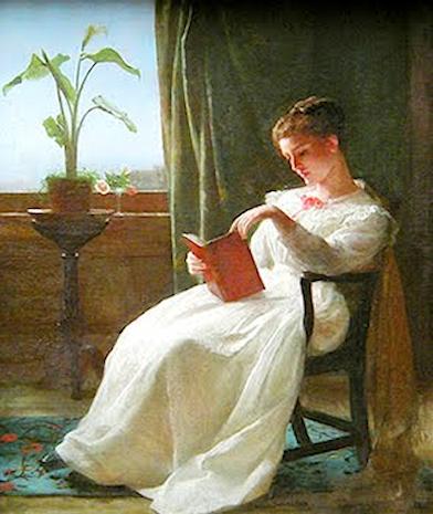La lecture, une porte ouverte sur un monde enchanté (F.Mauriac) 180623082311126425