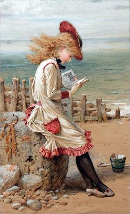 La lecture, une porte ouverte sur un monde enchanté (F.Mauriac) 1806230826589037