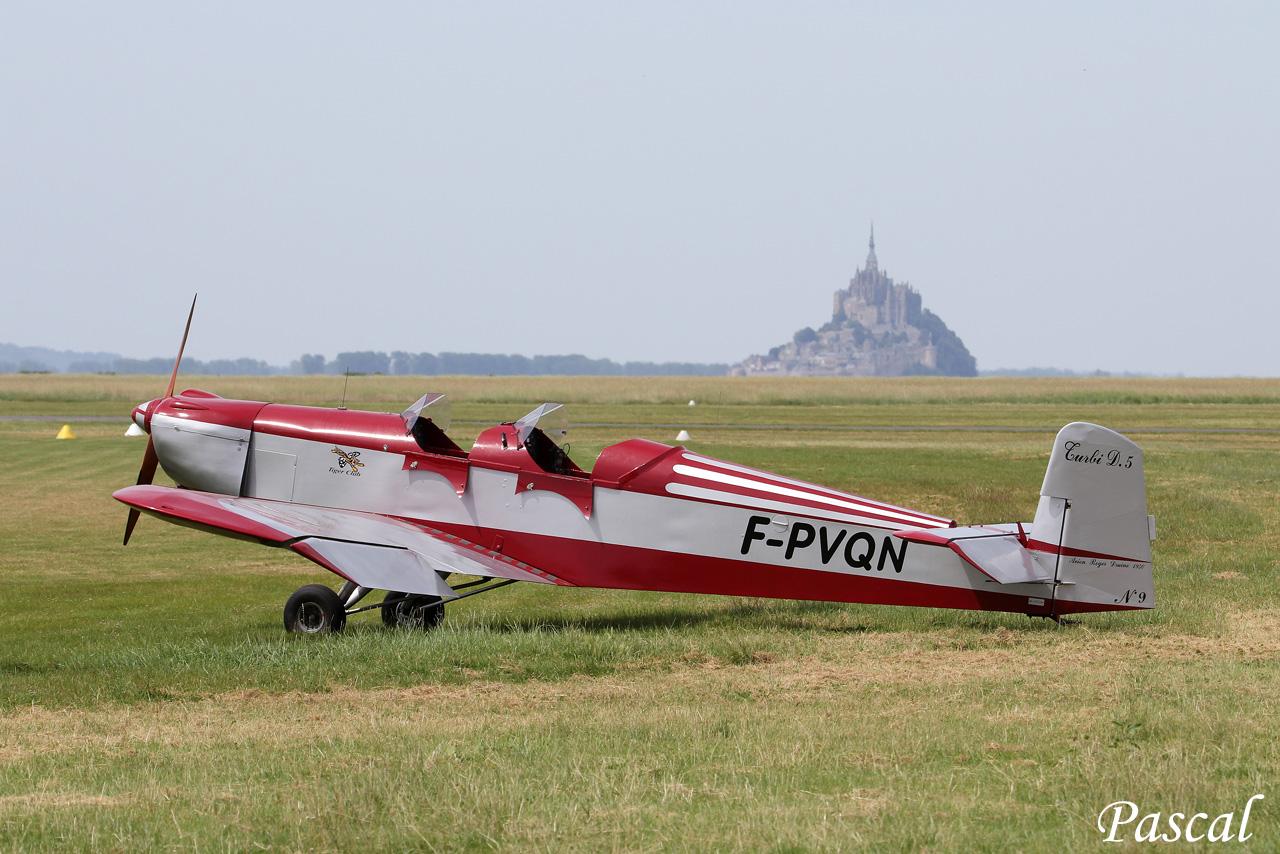 JPO Aéroclub des grèves du Mont Saint Michel - 23 & 24 juin 2018 180624080952936292