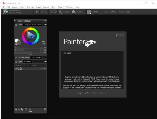 corel painter serial number 2019