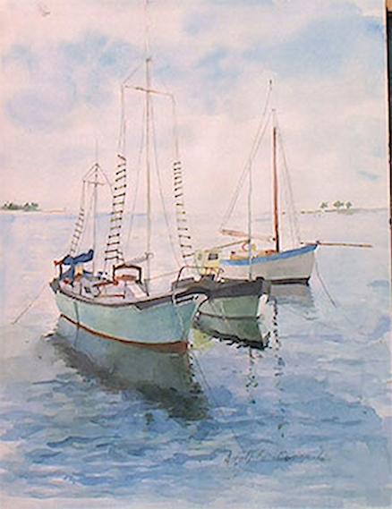 Au bord de l'eau ... 180626080610888798