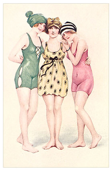 """Illustrations ... pour l'été ... Plage et """"farniente"""" ... 180628043455127830"""