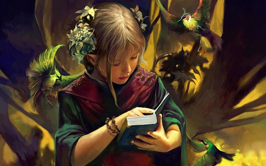 La lecture, une porte ouverte sur un monde enchanté (F.Mauriac) 180630114524486105