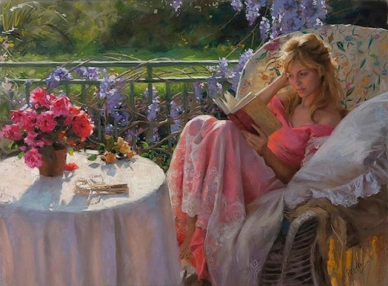 La lecture, une porte ouverte sur un monde enchanté (F.Mauriac) 180630115214701503
