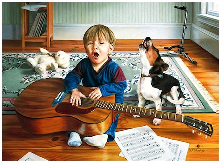 """"""" La Musique adoucit les moeurs """" ( Aristote ) 180630123448648636"""