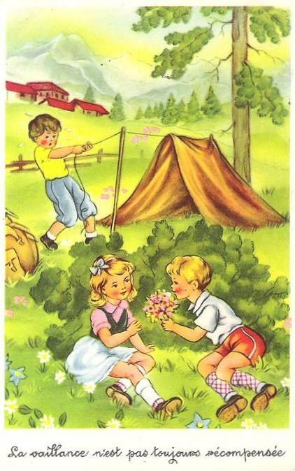 """Illustrations ... pour l'été ... Plage et """"farniente"""" ... 180630125401857309"""