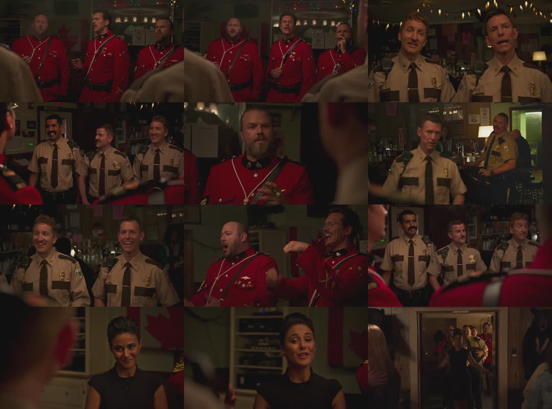 Super Troopers 2 2018 Hdrip Xvid Ac3-evo