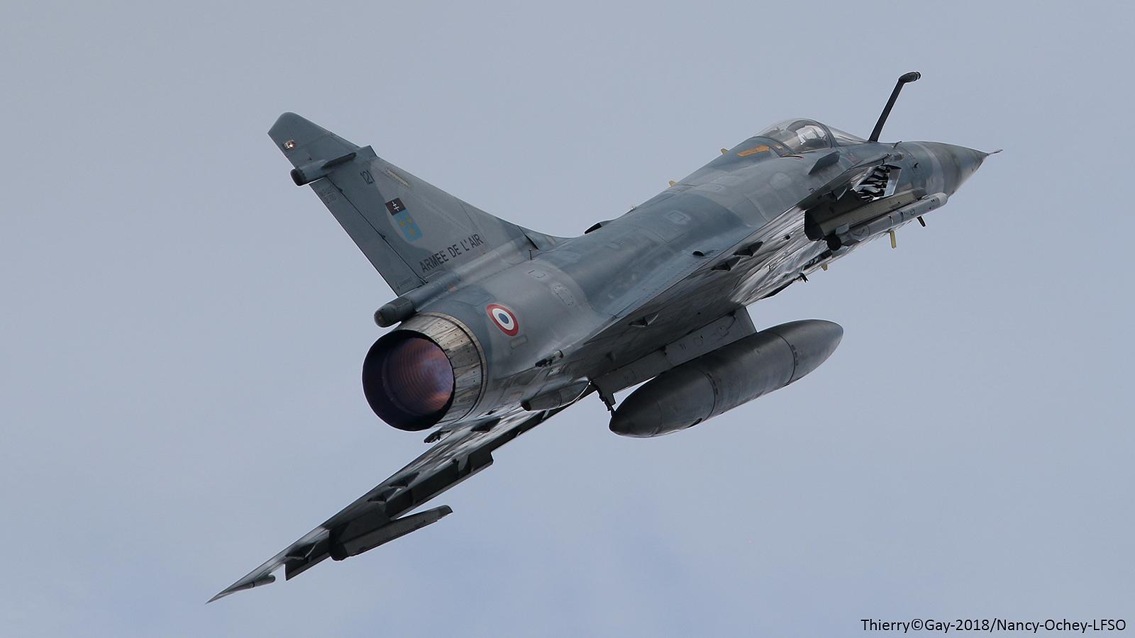 Dassault Mirage C - 115KN
