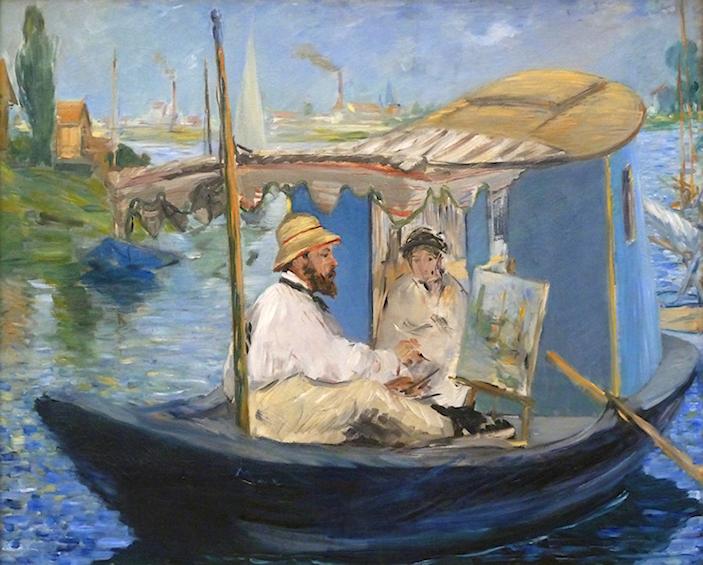 Une peinture pour rêver, voyager, s'émouvoir ...  180705011350583540