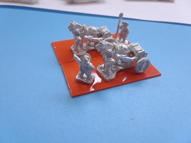 Warmonger Miniatures 10mm German Falkonet (Cannons) 180705030041615585