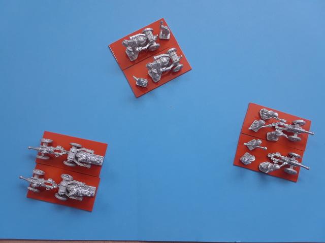 Warmonger Miniatures 10mm German Falkonet (Cannons) 18070503004841899