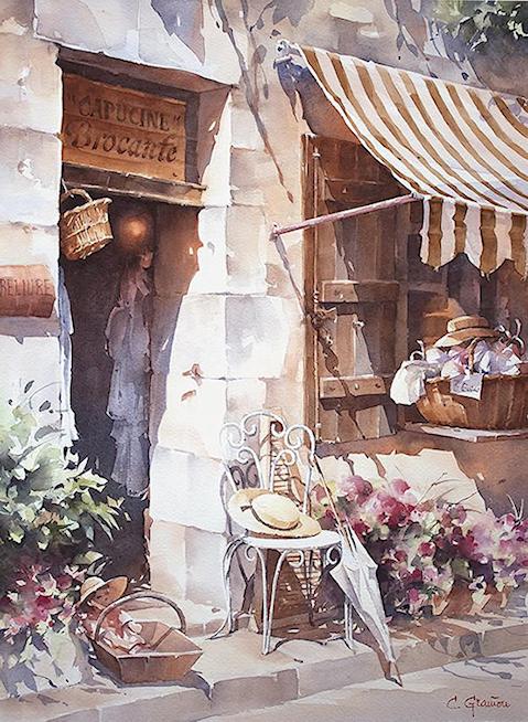 """Des petites """"boutiques"""" ... 180705085751154985"""