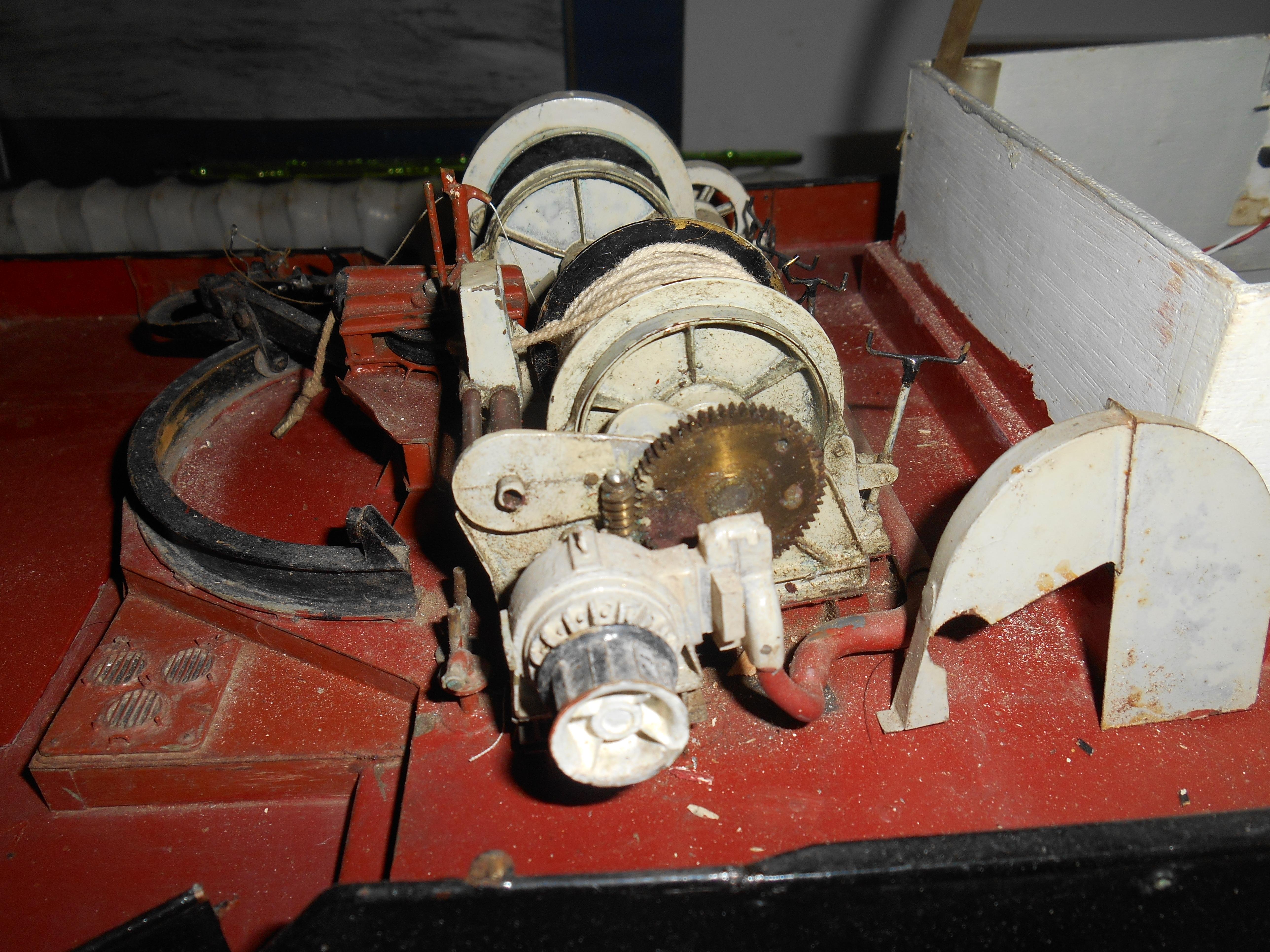 Réglage variateur , moteur ,batteries. 180705093601948003